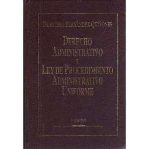 Derecho Administrativo Y Ley De Procedimiento