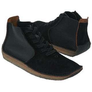 Clarks England Mens Tor High (Black 9.0 M): Shoes