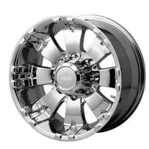 Diamo DI008 18x9 Chrome Wheel / Rim 8x6.5 with a  10mm Offset and a