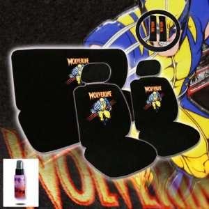 12 Piece Auto Interior Gift Set   2 Xman Wolverine Design