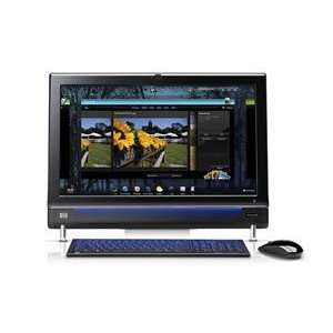 HP Touchsmart 600 1055 Desktop PC: Computers & Accessories