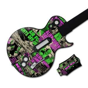 Les Paul  Xbox 360 & PS3  Weekly World News  Aliens Skin: Video Games