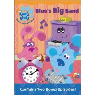 Blues Clues   Blues Big Band DVD ~ Steve Burns