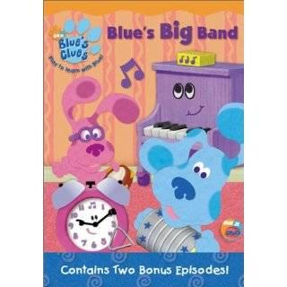 Blues Clues   Blues Big Band DVD ~ Steve Burns