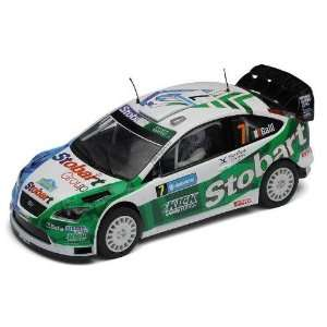 Scalextric  Ford Focus RS WRC, Stobart Racing (Slot Cars