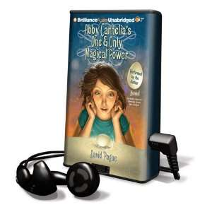 Abby Carnelias One & Only Magical Power [With Earbuds