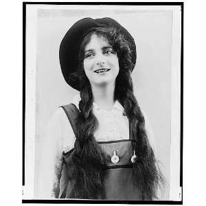 Nora Dorothy Bernard, Silent Film Actress (1890 1955