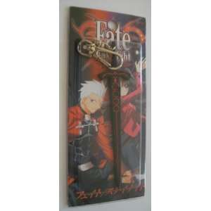 TV Animation Fate Stay Night Metal Weapon Sword Key Chain