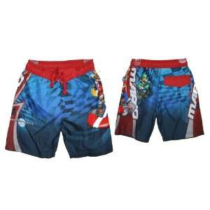 Mario Kart Wii Super Mario Luigi Swim Trunks Bathing Suits