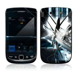 9800 Torch Skin Decal Sticker   Abstract Tech City