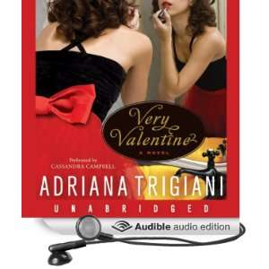 (Audible Audio Edition) Adriana Trigiani, Cassandra Campbell Books