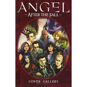 Angel After the Fall Cover Gallery (1): Alex Garner: Books