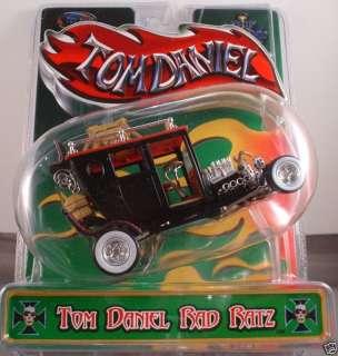 TOM DANIEL RAD RATZ 143~O SCALE CAR TIJUANA TAXI |