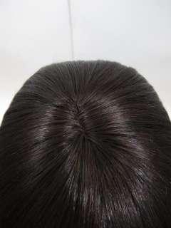 1B FULL WIGTIFFANY HUMAN HAIR MIX WIGS MILKY WAY