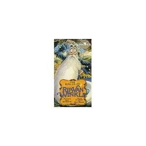 Rip Van Winkle [VHS]: Anjelica Huston, Dennis Hopper