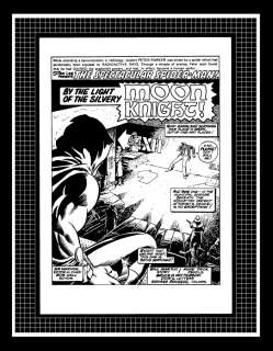 Mike Zeck Peter Parker Spectacular Spider Man #22 Production Art Pg 1