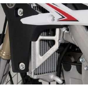 Yamaha OEM GYTR® Radiator Braces (YZ250F). Lightweight