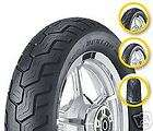 DUNLOP D404 MOTORCYCLE TIRE 130/90 16 67H BLACK WALL