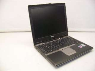 DELL LATITUDE D410 LAPTOP 1.8GHz/ 512MB/ 30GB