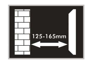 LCD LED TV WALL MOUNT SWIVEL TILT ARM BRACKET 32 60