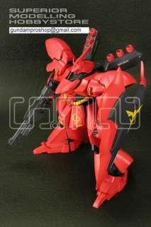 SMS 154 1/100 MSN 04 Sazabi MG conversion resin Gundam model kit