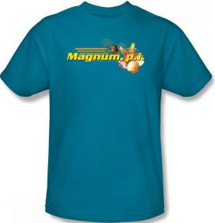 NEW Men Women Youth SIZES Magnum P.I. PI Hawaii Logo Title TV Show T