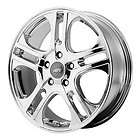17x7.5 American Racing AXL Chrome Wheel/Rim(s) 5x114.3 5 114.3 5x4.5