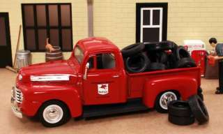 43 1948 FORD F 1 Mobil Gas Service Station Truck