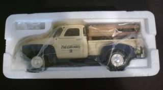 1950 Chevy 3100 Pickup Truck Die cast comes from a large estate