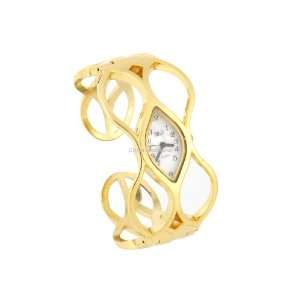 Oval Dial Steel Band Women ladies Wrist Watch Bracelet