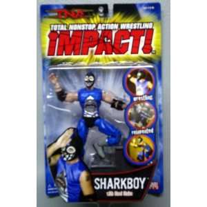 TNA Wrestling Series 2 Action Figure Sharkboy Toys