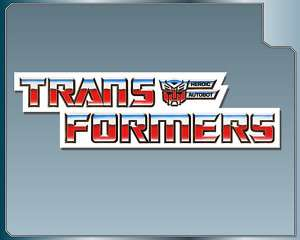 TRANSFORMERS G1 LOGO Autobot Version Vinyl Car Decal