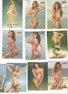 2008 Sports Illustrated Swimsuit Complete Base Set & 2009 Body Paint