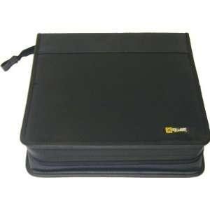 Capacity Black CD Portfolio Organizer Book Binder #67200C Electronics