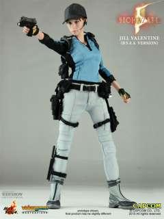HOT TOYS Resident Evil 5 Jill Valentine BSAA InHand
