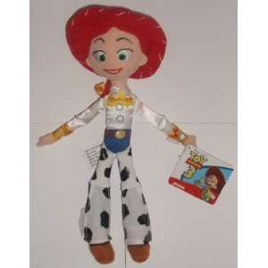 Disney and Pixar Toy Story 9 Inch Plush Figure Jessie Toys & Games