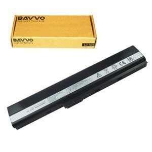 Bavvo Laptop Battery 6 cell for ASUS K42F A2B K42JB K42JK K42JR K42JR