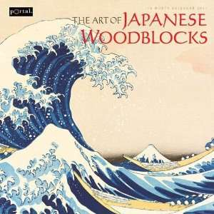 The Art of Japanese Woodblocks Wall Calendar 2011 Home
