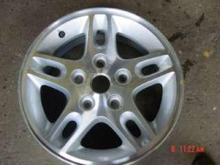 16 Jeep Grand Cherokee OEM RIM wheel aluminium 99 02
