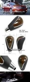Hyundai 2011 2012 SONATA ix 45 Gear Shift Lever Knob 11 Replacement