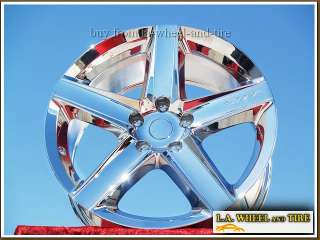 NEW 20 JEEP GRAND CHEROKEE SRT8 CHROME WHEELS RIMS