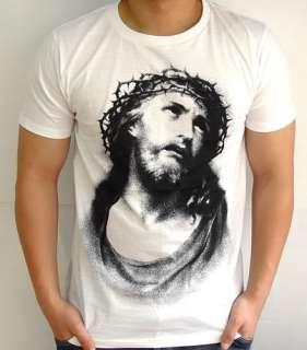 Jesus Christ GOD Guns N Roses Axl Rose Rock T Shirt L
