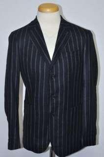 Authentic $2135 Malo Wool Cashmere Sport Coat Blazer US M EU 50