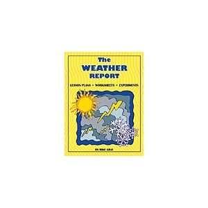Weather Report Workbook (Teacher Developed, Classroom