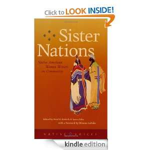 Nations Native American Women Writers On Community (Native Voices