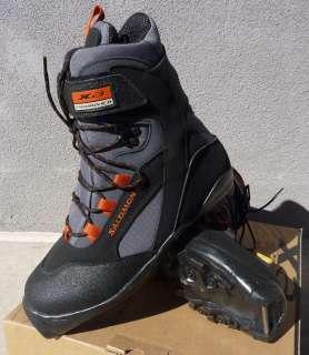 Salomon X Adventure 6 Nordic BC ski Boots SZ8.5 New in Box