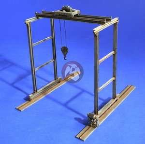 Productions 1/35 Panzerwerk Gantry Crane (Diorama Model kit) 2716