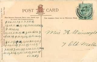 LOUIS WAIN DAVIDSON WORRIED LOOK MARRIED WOMAN M48677