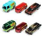 Auto World® 4 Gear Release #5 Garffiti Slot Cars (ALL 12 CARS SHOWN