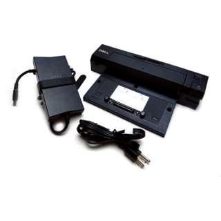 Dell E Port Plus Replicator 430 3114 PR02X E6400 E6500 Dock F310C